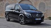 Essai Mercedes Classe V (2014) : V pour vraiment accueillant