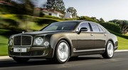 Bentley : voici la Mulsanne Speed