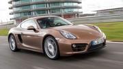 Porsche : des Cayman et Boxster de 211 ch !