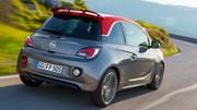 Mondial de l'automobile 2014 Opel Adam S : la petite allemande montre ses muscles