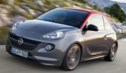 Opel Adam S (2014) : la citadine d'Opel devient sportive