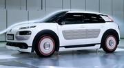 Citroën C4 Cactus Airflow Concept : 2 l/100 km