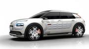Citroën C4 Cactus Airflow 2L Concept : l'autre hybride à 2l/100 km