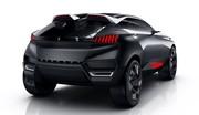 Peugeot Quartz Concept (2014) : le futur 3008 se précise