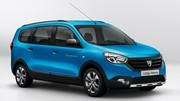 Dacia Lodgy et Dokker Stepway : Compagnons d'aventure