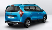 Dacia Lodgy Stepway : un peu de fun
