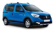 Dacia Dokker Stepway: 1res photos et une vidéo