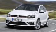 Volkswagen Polo GTI 2015 : une version restylée pour le Mondial de l'Auto