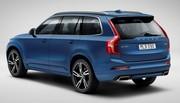 Le Volvo XC90 en R-Design