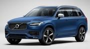 Volvo XC90 2015 : le SUV adopte la touche sport R-Design