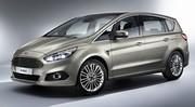 Nouveau Ford S-Max : tout dans le contenu