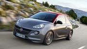 Opel Adam S : graine d'OPC