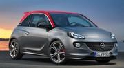 Opel Adam S : à l'assaut de l'Abarth 500