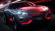 Peugeot Quartz : A la croisée des genres