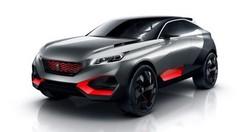 Peugeot Quartz, le futur avec du muscle !