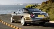 Bentley Mulsanne Speed : Pour chauffeur pressé