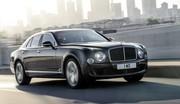 Bentley Mulsanne Speed : un peu de sportivité pour Paris