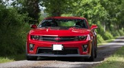 Essai Chevrolet Camaro ZL1 : Need for speed