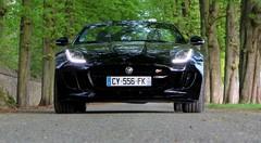 Essai Jaguar F-Type V8 S