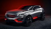 Peugeot Quartz : le nouveau 3008 et le futur 6008 se dessinent