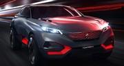 Peugeot Quartz hybride, un vrai concept pour le rêve