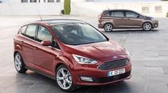 Ford C-Max 2015 : le restylage au Mondial de l'Automobile