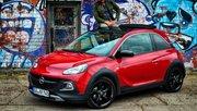 Essai Opel Adam Rocks 3 cylindres turbo