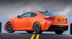 La Lexus RC F (2015) abrite un V8 de 477 ch