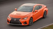La Lexus RC F arrive en Europe