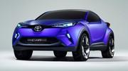 Toyota C-HR : Variation d'un nouveau thème