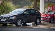 Volvo V60 : le Cross Country en approche