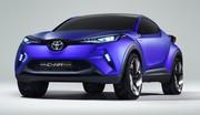 Toyota C-HR Concept (2014) : le futur Juke de Toyota