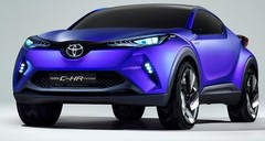 Toyota veut son crossover compact hybride
