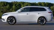 Mitsubishi Outlander PHEV Concept-S 2014 : le SUV se dynamise