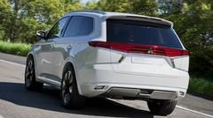 Mitsubishi Outlander PHEV Concept-S : Pas si conceptuel que ça