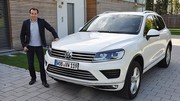 Essai Volkswagen Touareg 3.0 V6 TDI 262 Carat : recette améliorée