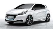 Peugeot 208 Hybrid Air : un nouveau concept « 2L » au Mondial de Paris