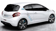 Peugeot 208 HYbrid Air : 2,0 l/100 km