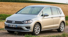 Essai Volkswagen Golf Sportsvan : une rigueur toute germanique…