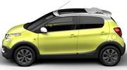 """Citroën C1 Urban Ride: un concept """"SUV like"""""""