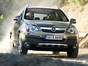 Essai Opel Antara : Un 4x4 de son temps