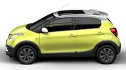 Citroën C1 Urban Ride Concept : une petite baroudeuse