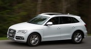 "Essai Audi SQ5 TDI : ""S"" en mode mazout"