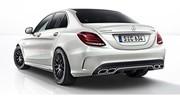 Mercedes-AMG C63 2015 : premières photos, deux modèles prévus