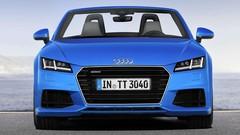 Audi TT Roadster et TTS Roadster : coupé topless