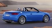 Voici l'Audi TT Roadster