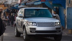 Essai Range Rover SDV8 Vogue : Taj Mahal Palace