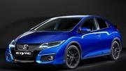 Honda Civic 2015 : Petit air de Type R