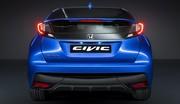 Honda Civic restylée : un air de Type R