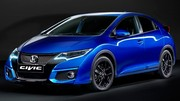 Honda Civic 2015 : la japonaise s'énerve